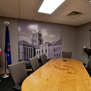 Courts Conference Room