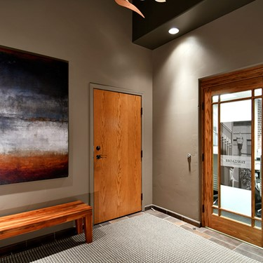Office Entryway